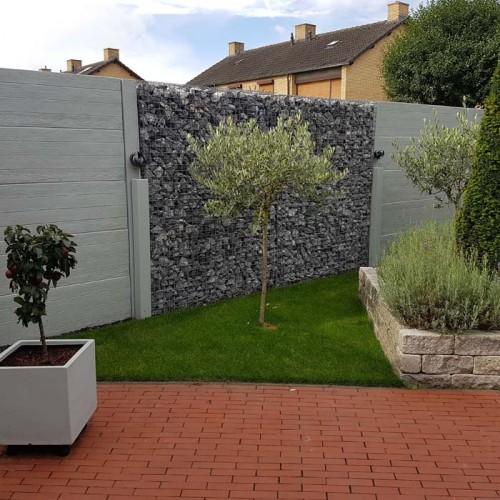 duurzame betonschuttingen